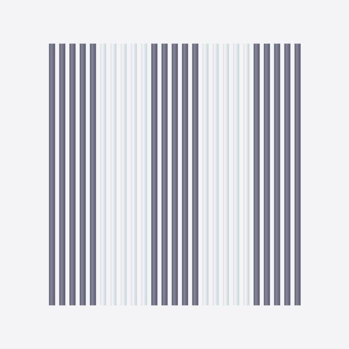 Kunststof draadgordijn Hilo antraciet, transparant