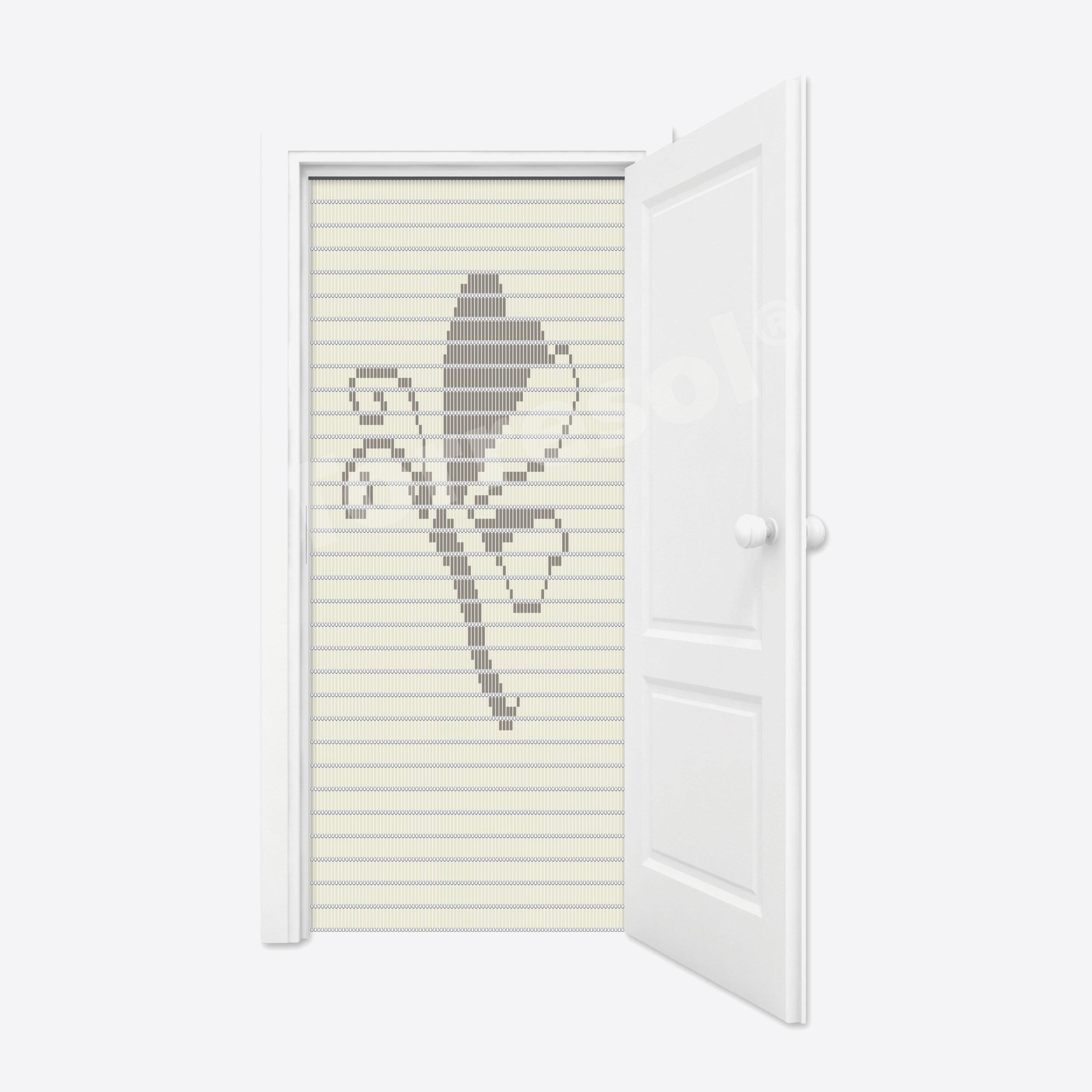 73. Vliegengordijn Libelle