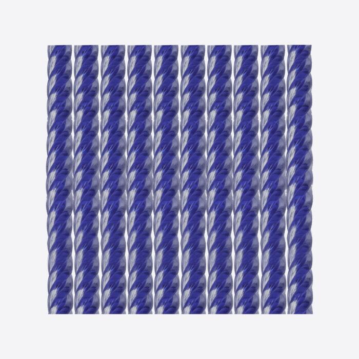 Kunststof-draadgordijn-Villar-blauw