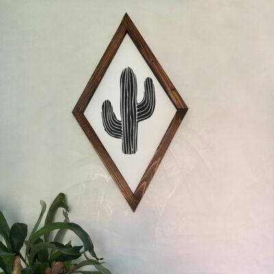 Cactus 40x70