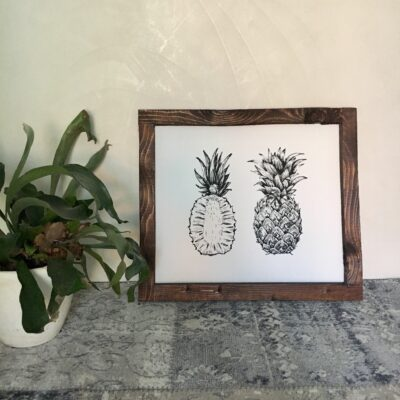Pineapple 45x39