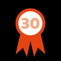 30-jaar-levensduur