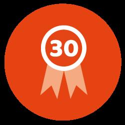 Levensduur-30