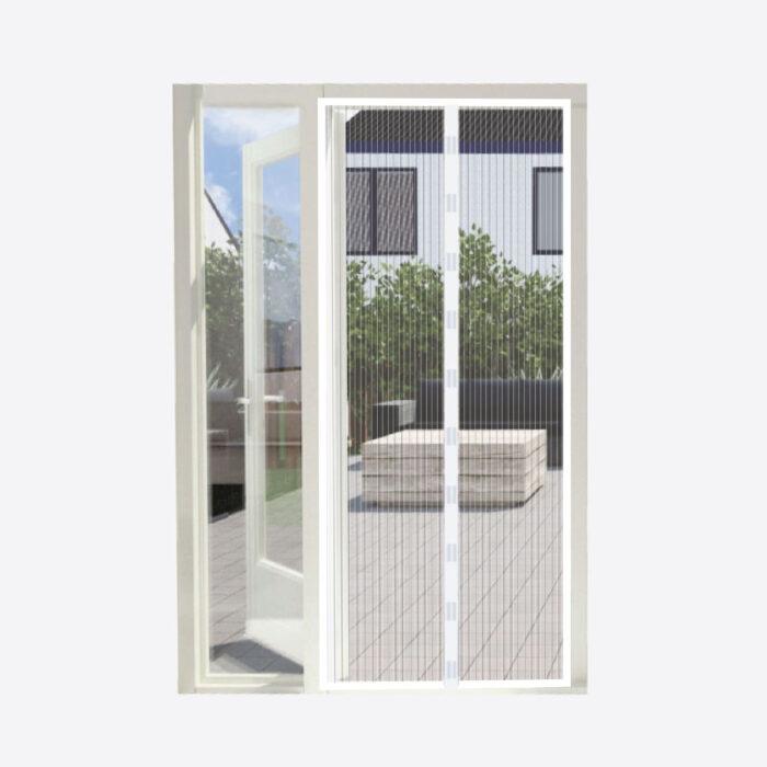 Magneetgordijn-enkele-deur-wit-2021